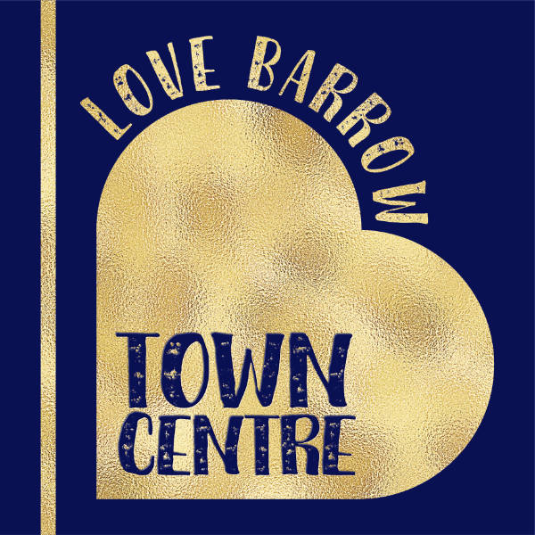 Love Barrow Town Centre Logo